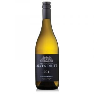 Weinflasche ALVI'S DRIFT 221 Range Chenin Blanc