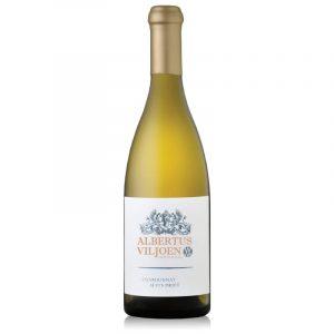Weinflasche ALVI'S DRIFT Albertus Viljoen Chardonnay
