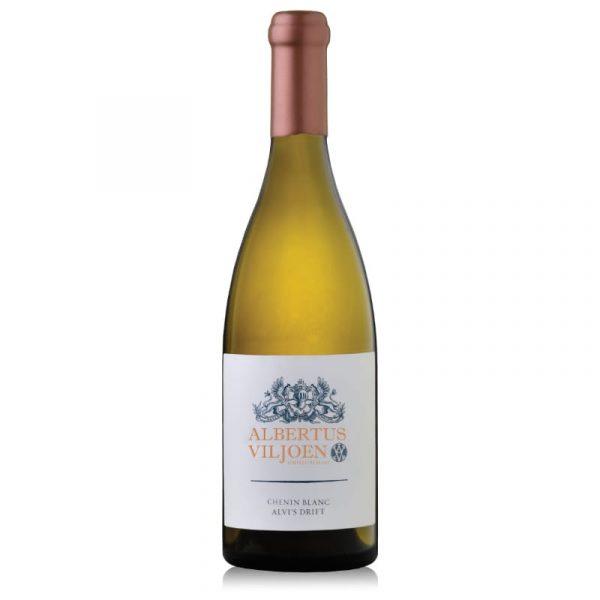 Weinflasche ALVI'S DRIFT Albertus Viljoen Chenin Blanc