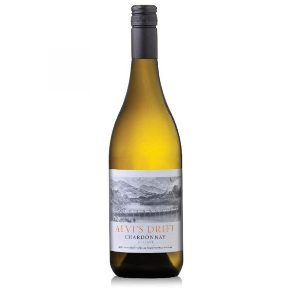 Weinflasche ALVI'S DRIFT Reserve Range Chardonnay
