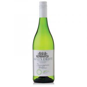 Weinflasche ALVI'S DRIFT Signature Sauvignon Blanc