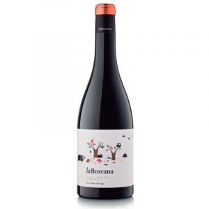 Weinflasche COSTERS DEL SIO laBoscana Tinto